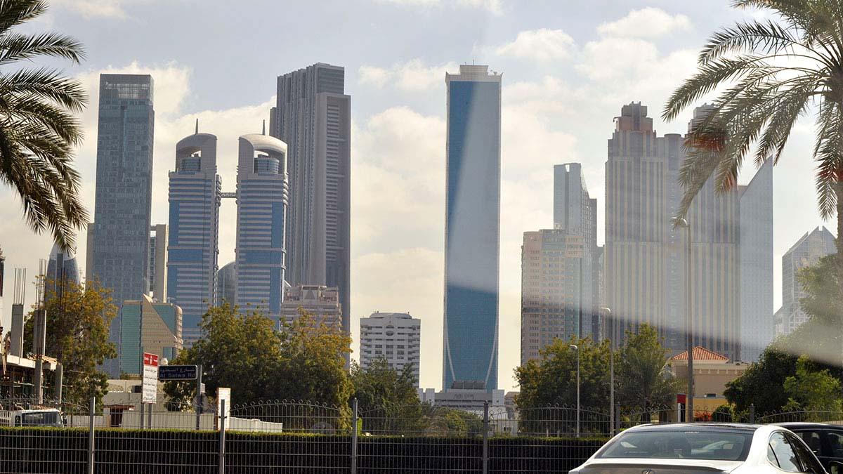 dubay Дубай в центре технологий