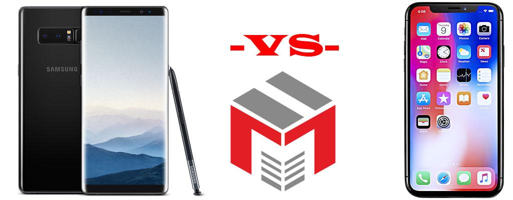 Samsung или iPhone: что выбрать?