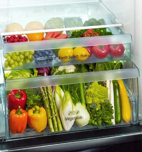 Позаботьтесь о вкусе продуктов в холодильнике