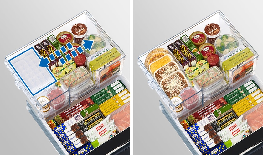 Хранение продуктов питания