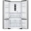Холодильник Hitachi R-WB730PUC5GBK 4252