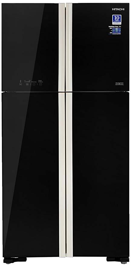 Холодильник Hitachi R-W610PUC8GBK