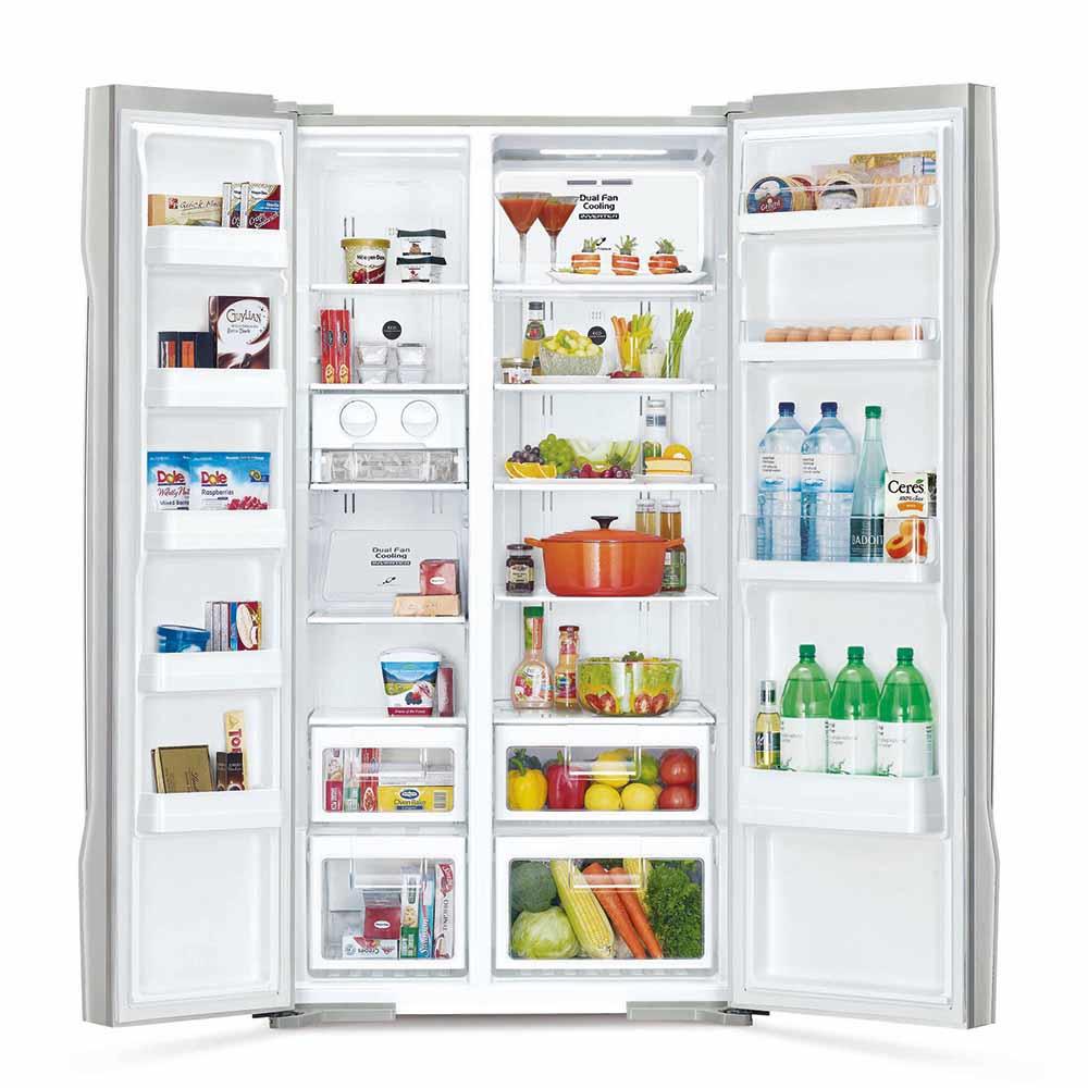 Hitachi_R-S700PUC2GS-1 Какой холодильник купить в 2020 году