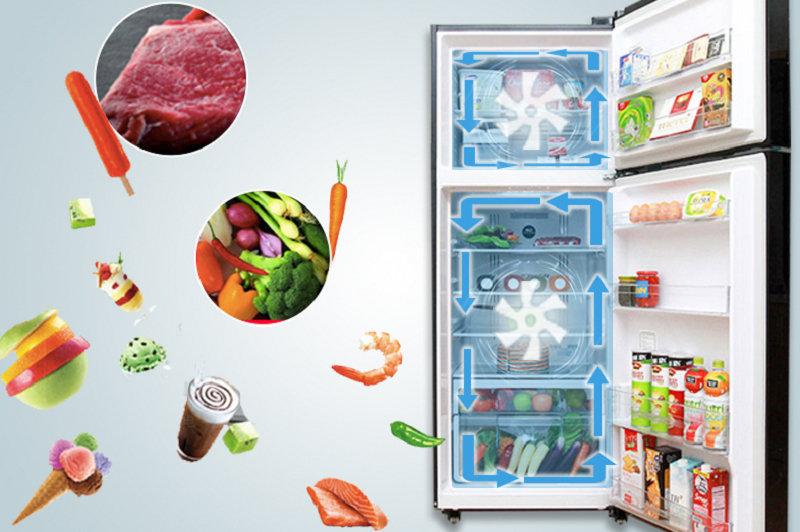 R-VG440_470puc8opc Не морозит, не холодит камера или холодильник