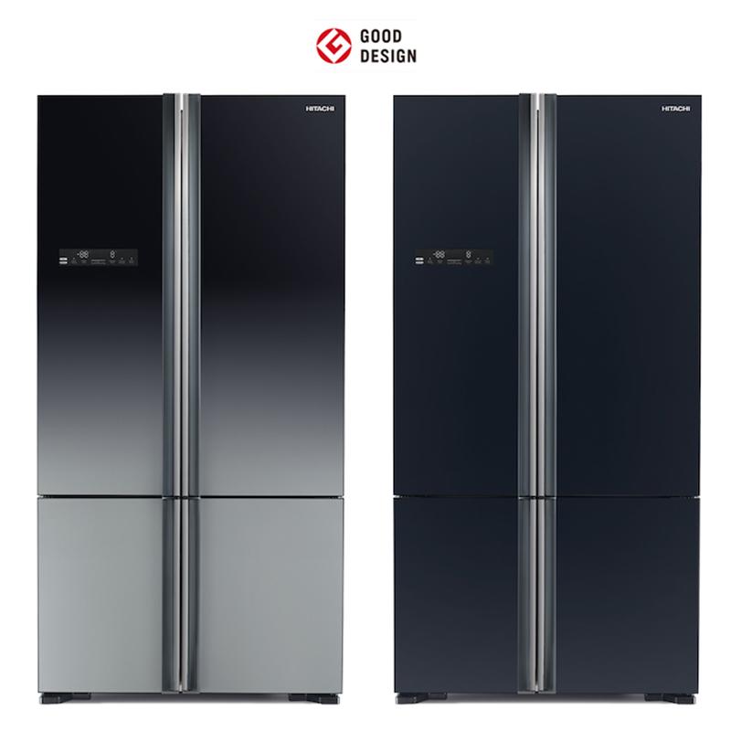 """fbfgooddesign Японская премия """"За лучший дизайн"""" вручена Hitachi Новые французские холодильники с морозильной камерой 590 л и 640 л"""