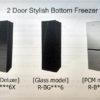 Левые петли для холодильника R-BG410PUC6XGBK 5524
