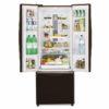 Холодильник Hitachi R-WB480PUC2GBK 1791
