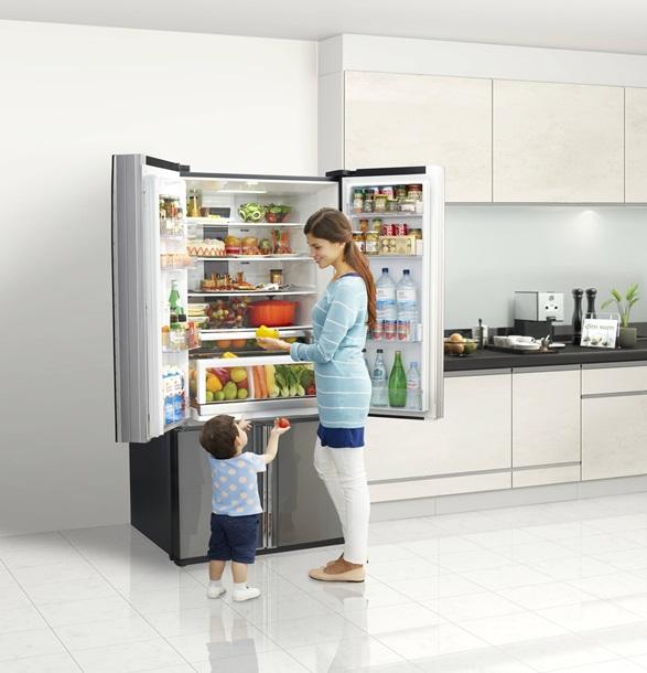 wb730-800ggr Какой холодильник выбрать Hitachi или Lg