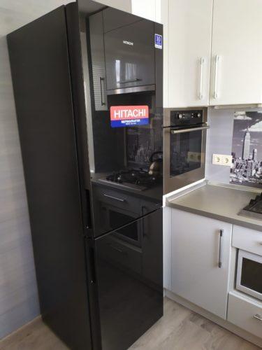 Hitachi_R-BG410PUC6XGBK_int233-375x500 Холодильник Hitachi R-BG410PUC6XGBK (черный)