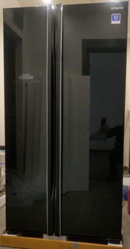 r-s700puc2gbk-1-scaled-e1573843514908-262x500 Холодильник Hitachi Side-by-Side R-S700PUC2GS, R-S700PUC2GBK