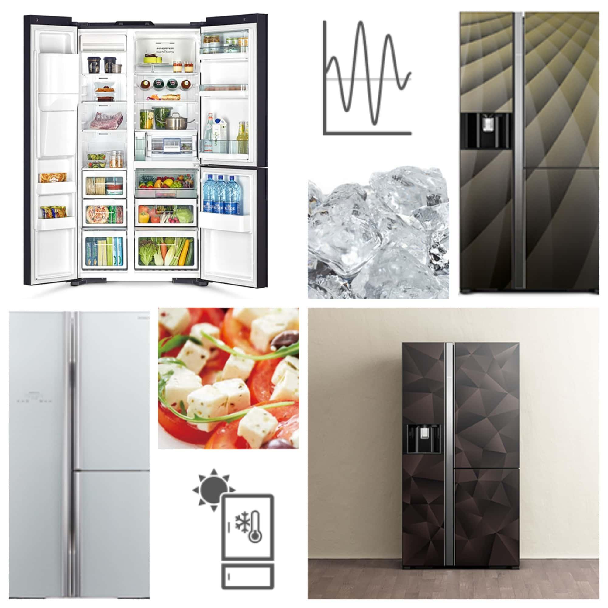 MyCollages_s700 Топ холодильников Hitachi