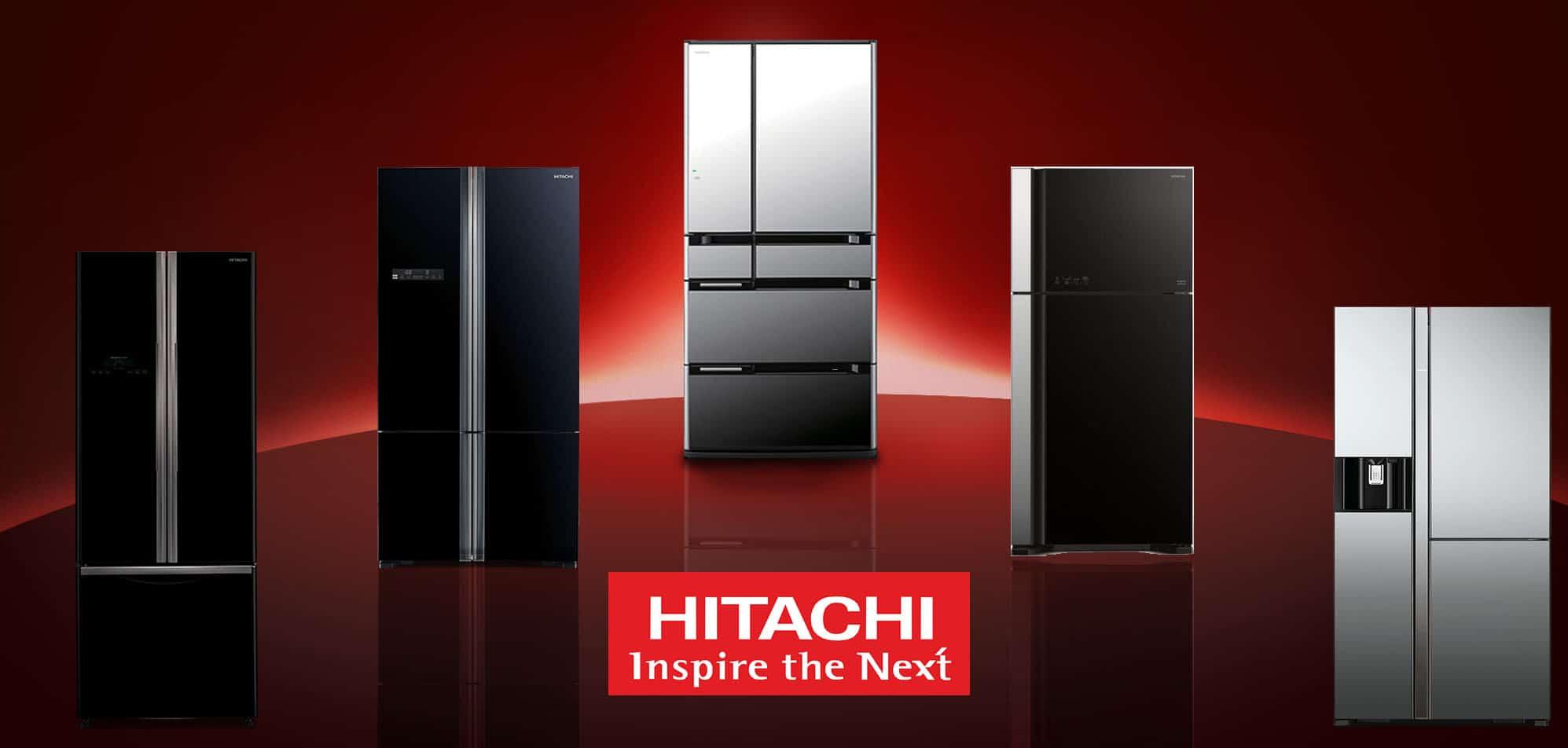 Топ холодильников Hitachi