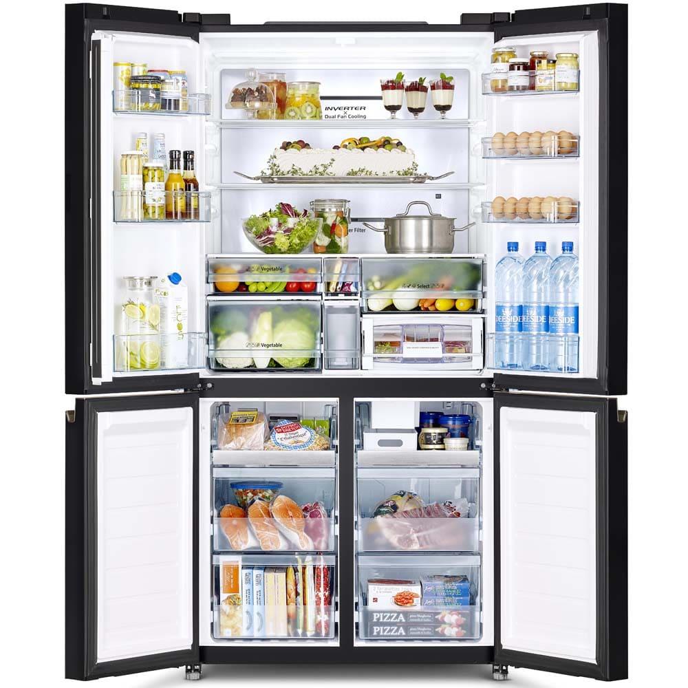 French_Bottom_Freezer_4door_Deluxe_07 10 вещей, которые нужно знать перед покупкой холодильника