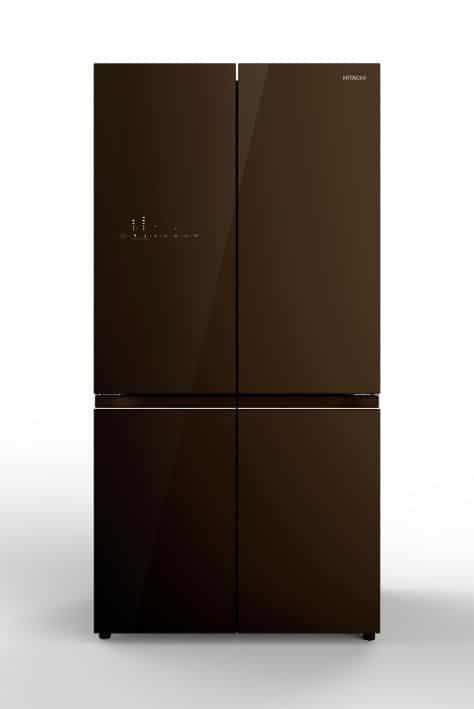 Холодильник Hitachi R-WB720VUC0GBW с вакуумной камерой