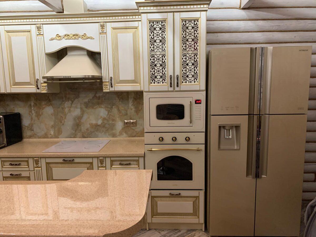 Hitachi_R-W660puc7GBE_а89-1200x900 Советы дизайнеров по интерьеру кухни