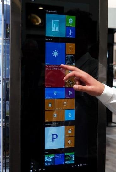 Smart_Instaview_Door_inDoor Холодильник в цифровую эпоху