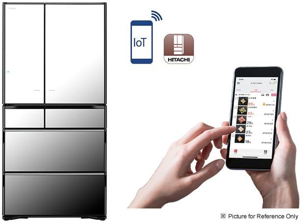 en-p7a-1 Холодильник в цифровую эпоху