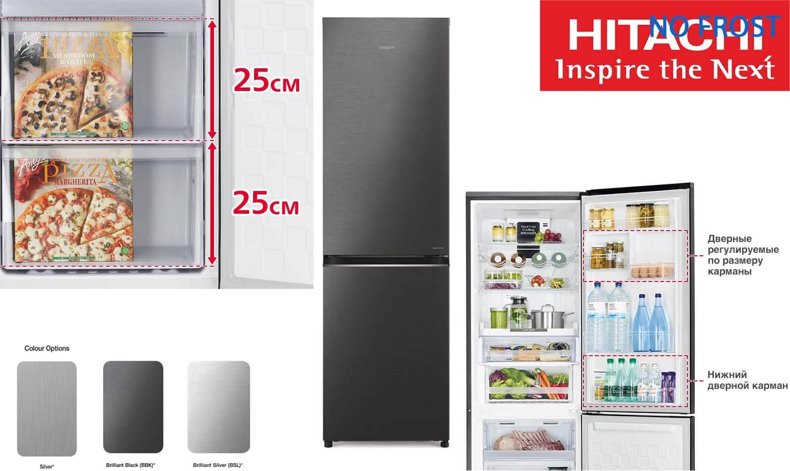 Сравнение: однокамерный и двухкамерный холодильник