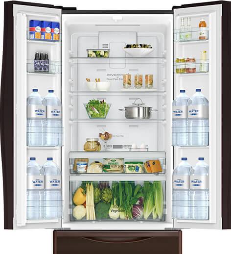 wb710puc9 Холодильник Hitachi R-WB710PUC9GBK