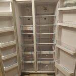 Холодильник Hitachi R-S700 Side-by-Side/Серебро (стекло) R-S700PUC2GS
