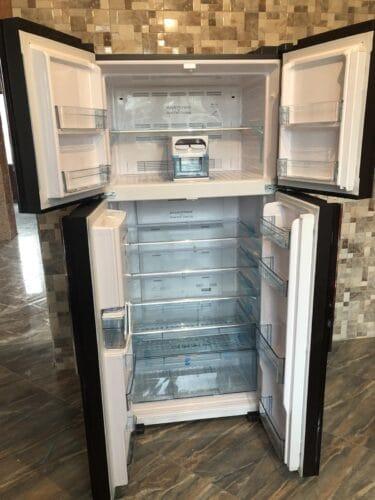 Holodilnik_Hitachi_R-W660puc7Gbw456-375x500 Оптимізація роботи холодильника Hitachi