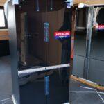 Многодверный холодильник HITACHI R-WB720VUC0GBK
